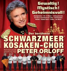 Peter Orloff und der Schwarzmeer Kosaken-Chor